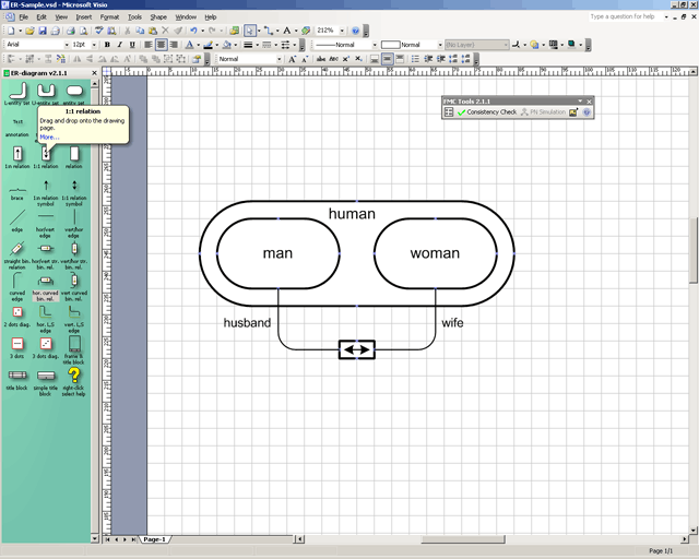 FMC - FMC Stencils - Visio Shapes for the Fundamental Modeling Concepts